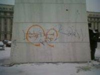 Servicii de curatenie pentru inlaturare graffiti