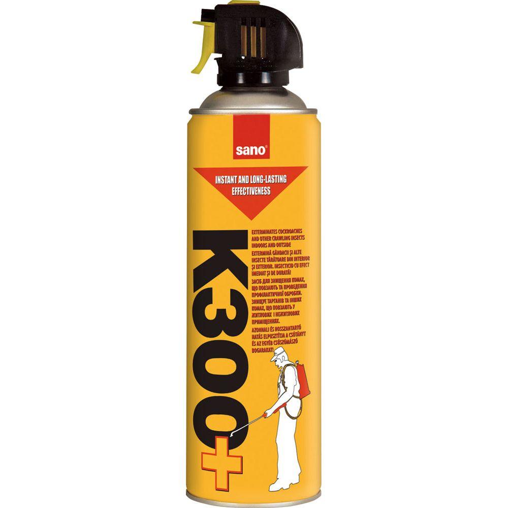 Insecticid gandaci Sano K 300 Aerosol 400 ml