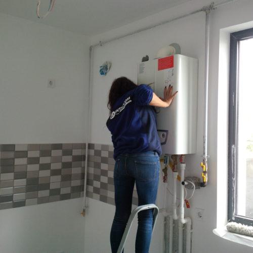 Curatenie case, vile, apartamente Bucuresti